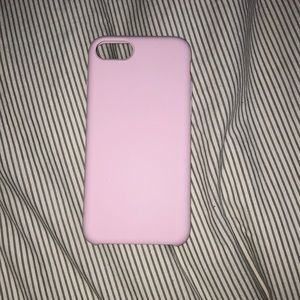 silicone iphone 8 pink heyday case